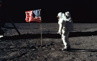 Why the man on the moon principle may help get you back on track with your business